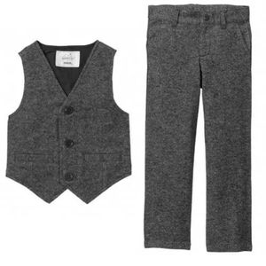 Gymboree Tweed pant and vest